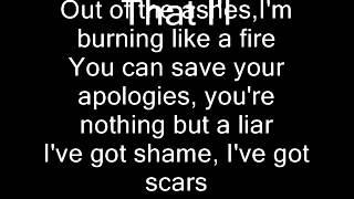 Demi Lovato  Warrior (Lyrics)