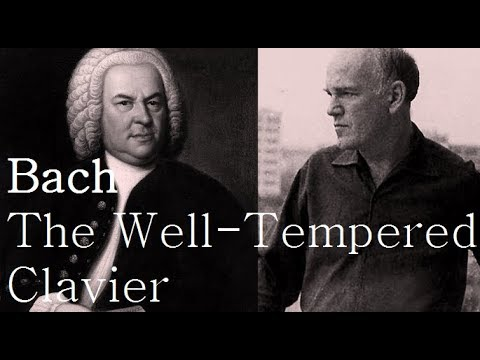 J.S. Bach, The Well-Tempered Clavier, Book 1 / Sviatoslav Richter ( 1969 )