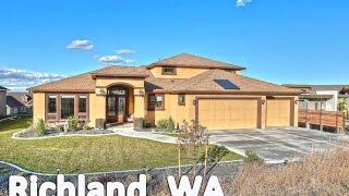 1261 Plateau Drive Richland WA   Barb and John Keltch