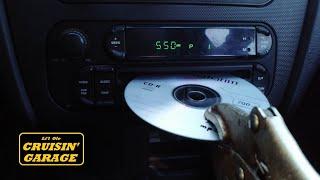 CD stuck in player - 2005 Chrysler Sebring