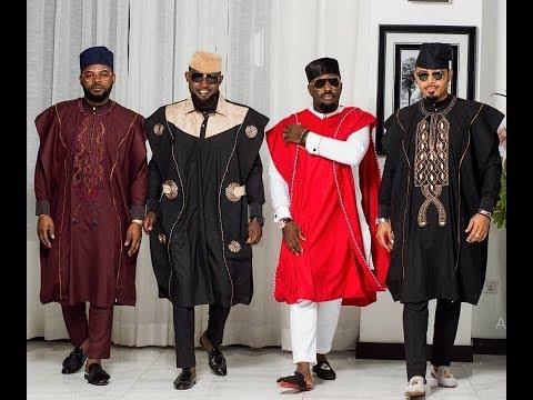 #AgbadaChallenge /Merry men Premiere: We have a Winner. RMD, FALZ, AY, Ramsey Noah or Alexx Ekubo