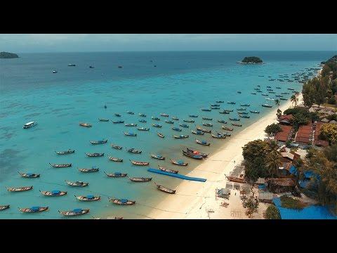 Ко Липе: северный и восточный пляж