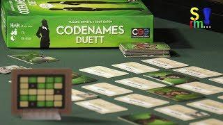 Spiel doch mal CODENAMES DUETT! (Spiel doch mal...! - Folge 181)
