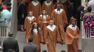 2019 West Mesquite High School Graduation
