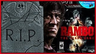 Rambo: the Video Game Review (PS3/360/PC)