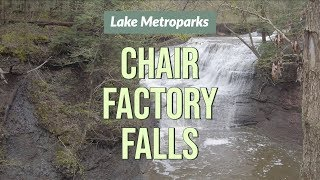 Chair Factory Falls waterfall hike