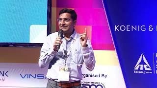 Animesh Kejriwal and Pawan Bindal, TimePay @Print Summit 2019