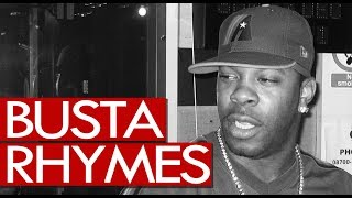 Busta Rhymes freestyle snaps for 10 minutes! Throwback 1995