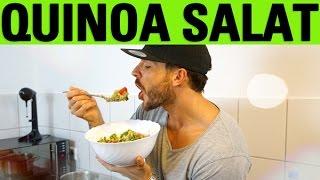Simon wird vegan? - Neues Rezept - Quinoa