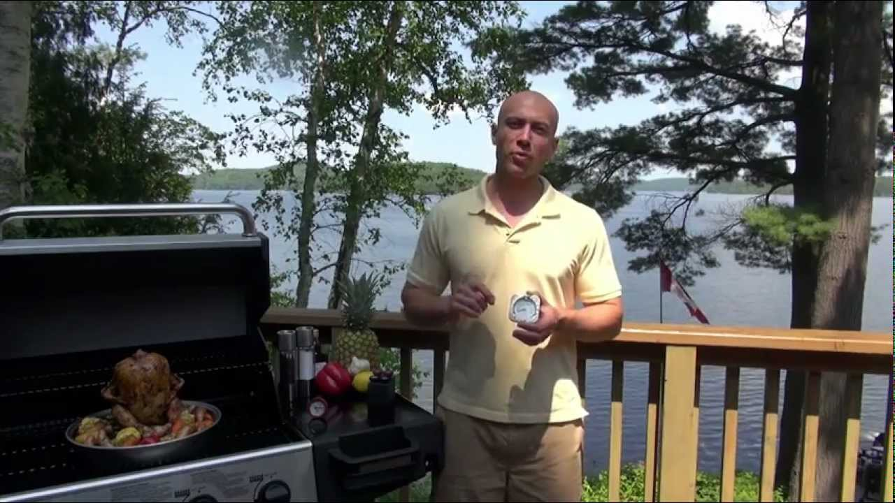 Broil Mate One Tough Grill