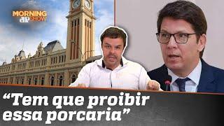 Mario Frias se revolta com 'todes' usado pelo Museu da Língua Portuguesa