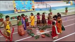 <b>Bonalu 2018 Celebrations at Kairos Global School &#8211; Part 2</b>