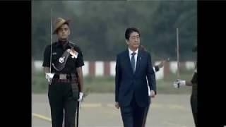 🔴LIVE: PM Modi & Japan PM Shinzo Abe Visit Ahmedabad's Sidi Saiyed Mosque