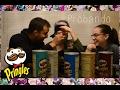 Helltles | ¡ Probando Pringles Ft. Mi Tío !