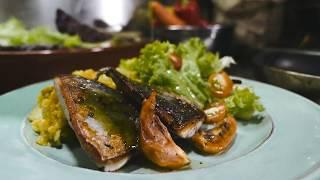 Almuerzo Especial (Food Video)