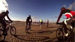 de panne  endurance beachrace 2012
