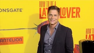 "Rob Lowe ""How to Be a Latin Lover"" Los Angeles Premiere"
