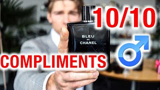 Top 10 Most Complimented Fragrances For Men 2020