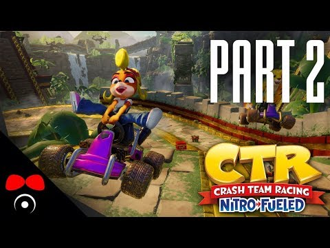 RIPPER ROO BOSS! | Crash Team Racing  #2