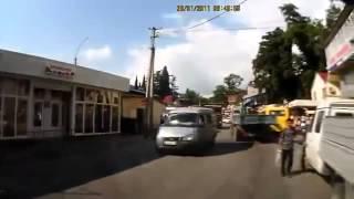 Жесть на Краснодарских дорогах подборка серьезных дтп и аварий Краснодара