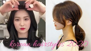 Easy Cute Korean Haircut Ideas 2020/ Amazing Hairstyle Tutorials Compilation