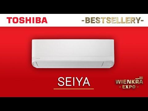 Klimatyzator pokojowy TOSHIBA SEIYA | Bestseller