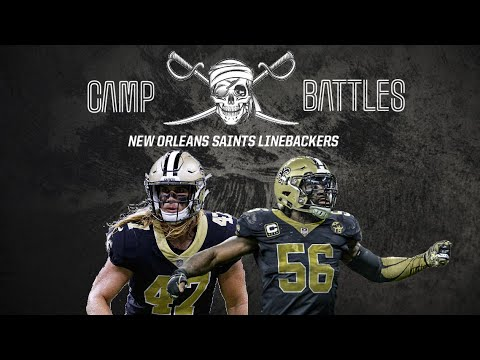 New Orleans Saints Roster Competition | Camp Battles Episode 3: Linebackers