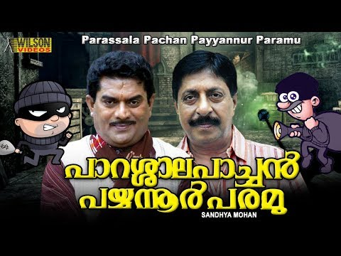Parassala Pachan Payyannur Paramu  (1999) Malayalam Full Movie | Jagathy Sreekumar |Sreenivasan |