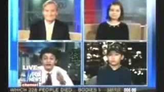Kid Pundits on Fox News thumbnail