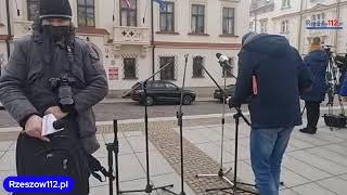 Ewa Leniart ogłasza swój start w wyborach na prezydenta Rzeszowa