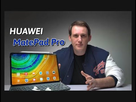 External Review Video WPzgLEkEbHw for Huawei MatePad Pro 5G Tablet