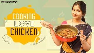 Chicken Curry - Syamala Style   VLog 6   Yem Chepparu Syamala Garu