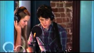 JONAS   Nick Jonas & Bridgit Mendler   Give Love A Try