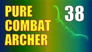 Skyrim Pure Combat Archer Build Walkthrough Part 38: Maximum Unrelenting Force