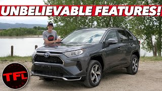Here's Why The 2021 Toyota RAV4 Prime Is One Of The Fastest New Toyotas You Can Buy!