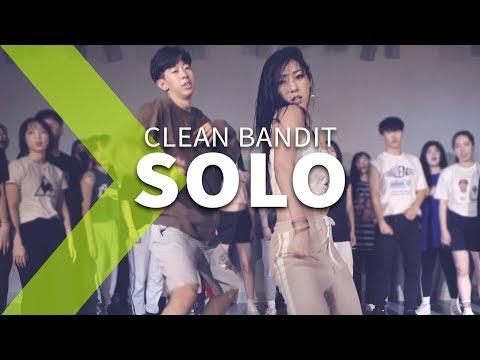 Clean Bandit - Solo feat. Demi Lovato / JaneKim Choreography.