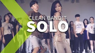 Clean Bandit   Solo Feat. Demi Lovato  JaneKim Choreography.