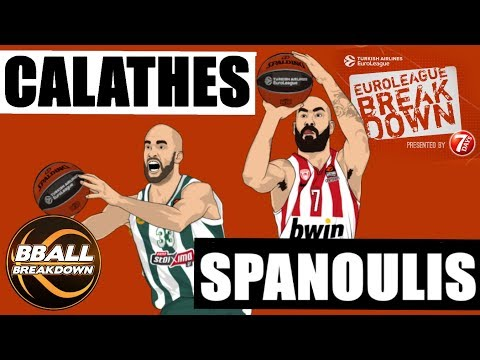 EuroLeague Breakdown: Calathes vs. Spanoulis