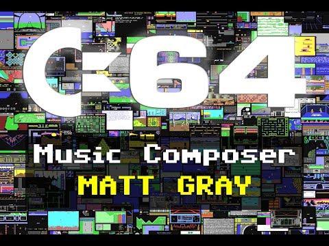 C64 Gaming Music - Matt Gray [3 hours]