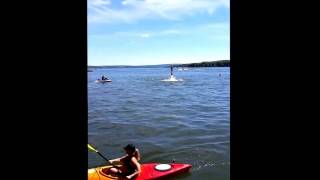 preview picture of video '20140621 Canandaigua Lake'