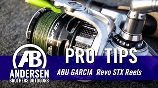 New Fishing Reel - Abu Garcia Revo STX