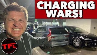 Charging Wars Turn Ugly — EV vs Plug-in Hybrid: Who's In the Wrong?
