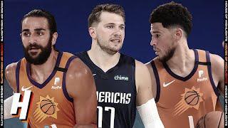 Dallas Mavericks Vs Phoenix Suns - Full Game Highlights | August 2, 2020 | 2019-20 NBA Season