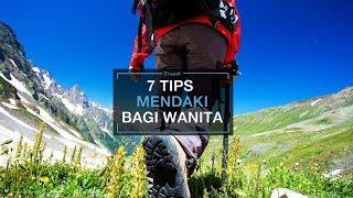 Pendaki Wanita Merapat, Ini 7 Tips Mendaki Gunung ala Petualang Cantik Jessica Katharina