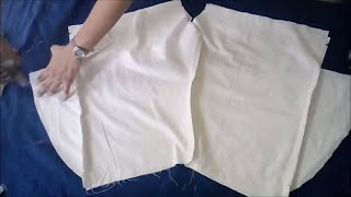 DIY Simple Shorts For Men Or Women   Pajama Shorts With Pockets, Sew Knickers : Cutting & Sewing