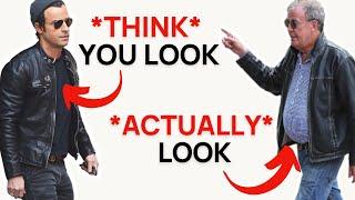 Why Older Men SHOULDNT Wear Leather Jackets