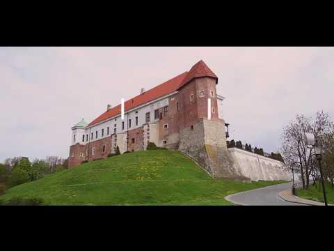 Spacer wokół zamku sandomierskiego