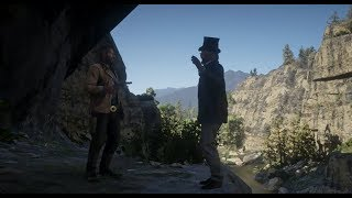 Red Dead Redemption 2 5 серия Охота за головами