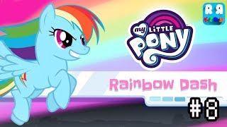 My Little Pony Rainbow Runners - Part 8 | Rainbow dash Solo Quest