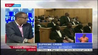 One on One with Ahmednassir Abdullahi on matters Judges retirement age